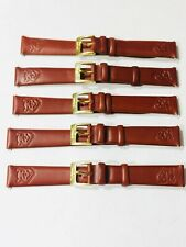 Vintage Lot-5-Winnie The Pooh Replacement Watch Band Strap 14mm Disney(N.O.S)5