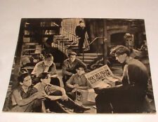 CLASSIC POSTER  PHOTO ADVERTISEMENT BACK STREET BOYS WITH FATHER FLANNAGAN