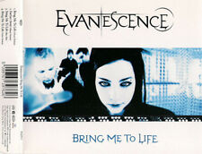 EVANESCENCE BRING ME TO LIFE 4 TRACK CD SINGLE INC VIDEO