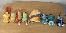 McDonald's Happy Meal Toys, Animal Jam 9 toys