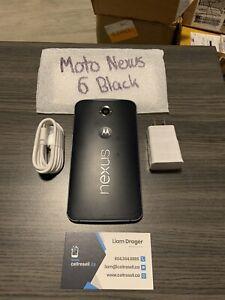 Nexus 6 XT1103 - 64GB - Cloud White (Unlocked) Smartphone