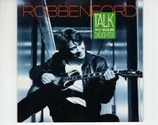 CD ROBBEN FORD	talk to your daughter	GERMAN EX+ (A4376)