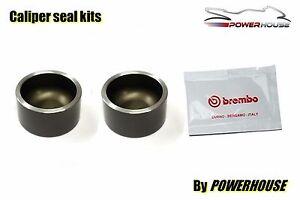Ducati Brembo P32 F rear brake caliper piston pistons pair