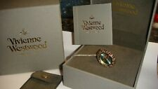 NEW Vivienne Westwood  Ring Watch Bnib   beat this on ebay