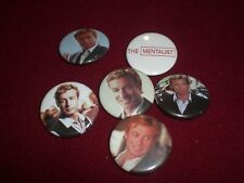 The Mentalist Pin Button Badges