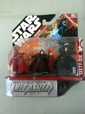 STAR WAR UNLEASHED BATTLE PACK NEW EMPIR BY HASBRO