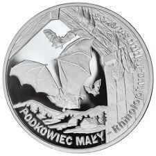 Poland / Polen - 20zl Lesser Horseshoe Bat