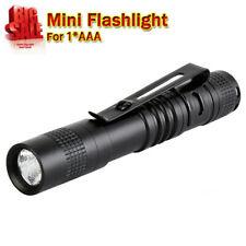 Mini Penlight XPE-R3 LED Flashlight Pocket Light Outdoor Camping LKTP