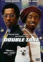 Double Take DVD 2001 Eddie Griffin Orlando Jones - Ex-Rental - Australian Reg 4