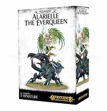 Sylvaneth Alarielle The Everqueen. Warhammer Age of Sigmar Games Workshop