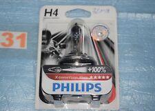 ampoule Philips X-TREM VISION MOTO H4 12V 60/55W jusqu'à +100% de visibilité