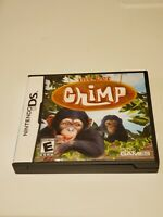 My Pet Chimp (Nintendo DS, 2010) Complete / Tested