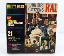 Happy Days AVB586 Talking View-Master Reels by GAF