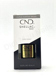CND Shellac UV Top Coat .5oz