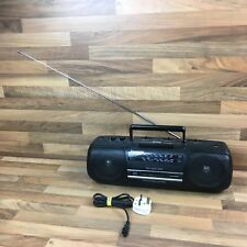 Vintage Panasonic RX-FS410 Radio Cassette Recorder 90's Boombox Player