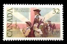Canada #1028 MNH, United Empire Loyalists Stamp 1984