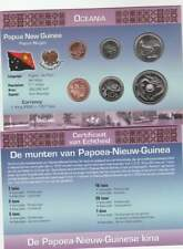 Muntset Kon.Ned.Munt Oceania UNC - Papua New Guinea