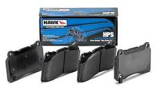 HAWK HPS 2009-2013 CHEVROLET CHEVY CORVETTE ZR1 HI PERF STREET REAR BRAKE PADS