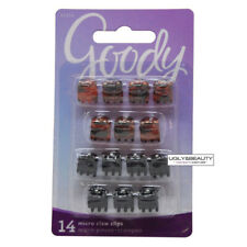 GOODY - Micro Claw Clips - 14 Clips