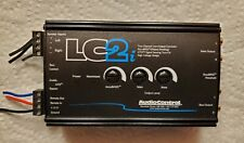 Lc2i 2 Channel Line Out Converter w/ Accubass Audio Control - Free Usps Priority