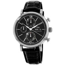 New IWC Portofino Chronograph Men's Watch IW391008