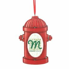 "FIRE HYDRANT Pet Photo Frame Christmas Tree Ornament, 5.25"" Long, by Midwest CBK"