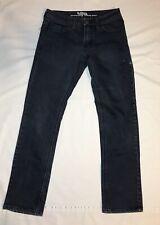 Bulletprufe Skate Denim Triple Stitched Jeans Navy w Navy Stitching