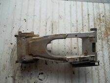 2002 YAMAHA RAPTOR 660 SWINGARM WITH REAR AXLE BEARING CARRIER