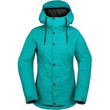Équipements de neige bleues Volcom pour les sports d'hiver
