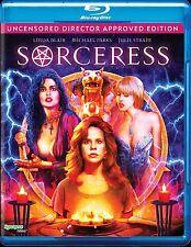 SORCERESS (1995 Linda Blair)  -  Blu Ray - Region free