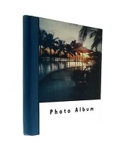 Large Self Adhesive Photo Album 20Sheets / 40Sides Great Gift Holiday Memories