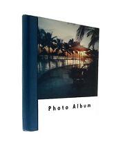 Large Autoadesivo Foto Album 20 Fogli/40 LATI GRANDE Regalo ricordi delle vacanze
