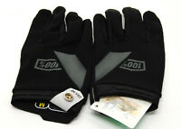 100% Adult RIDECAMP Gloves - Touch Screen - MX ATV Dirt MTB - Large, Black