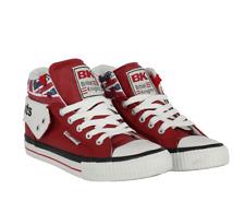 British Knights Sneaker Unisex Rot Roco Gr. 37