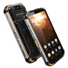10000mAh Blackview BV9500 Plus Téléphone Incassable 4Go+64Go Charge sans Fil NFC