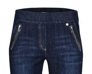 Robell, Stretchhose, Modell Nena 09, Jeans uni, super Passform, 5 Farben, neu!