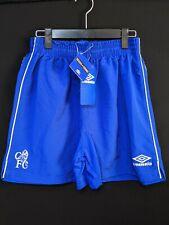1999-01 Chelsea Football Soccer Shorts UMBRO M BNWT