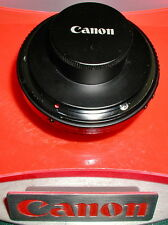 Canon Lens Converter FD-EOS, Rare Original, Mint Glass, Adapter, Free Ship USA