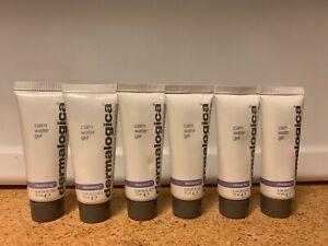 Lot Of 6 Dermalogica UltraCalming Calm Water Gel 0.34 oz /10 ml Each Total 2 Oz