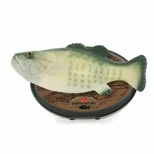 Big Mouth Billy Bass 15 Year Anniversary Special Edition The Singing Sensation