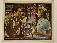 1961 The Sins of Rachel Cade #3 Lobby Card 11x14 Angie Dickinson Roger Moore