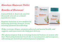 60 Tablet Himalaya Herbal Shatavari Natural Herbal Care