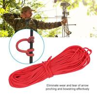 20M Archery Bowstring Nock Rope D Loop Rope Release Bow String Matching Hunting