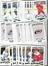 2019-20 OPC High Series Update 501-650 Checklists Rookies Highlights U-Pick