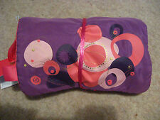 NEW BOOTS No 7 JEWELRY ROLL / WRAP / COSMETIC MAKE-BAG BAG /PURSE /POUCH BNWT