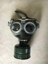 Maschera antigas militare