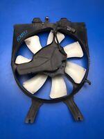 Passenger Radiator Fan Motor Fan Assembly Condenser Fits 05-10 Honda Odyssey OEM