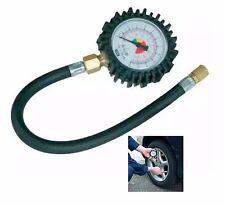 Vélo voiture camion moto pneu cadran air gonfleur compteur manomètre pour pneus
