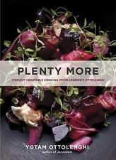 Plenty More:Vibrant Vegetable Cooking by Yotam Ottolenghi (Hardcover) NEW