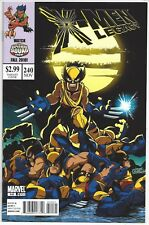 X-MEN LEGACY #240 WOLVERINE SUPER HERO SQUAD VARIANT CASTELLANI 1:15 MARVEL BOOK
